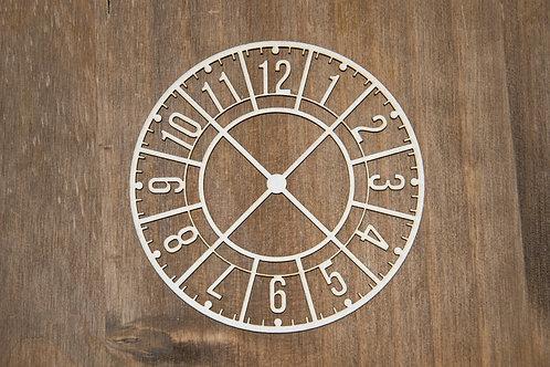 Clock 03 - 10 x 10 cm