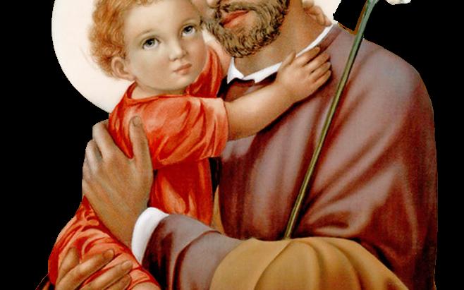San José modelo de hombre Justo