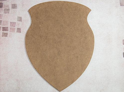 MDF Shape 01 - 16 cm x 21 cm