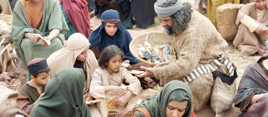 Señor! alimenta nuestro espíritu