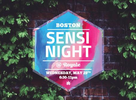 Sensi Magazine Hosts Boston Sensi Night with Valiant, other Industry Leaders