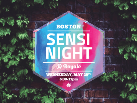 Sensi Magazine Hosts Boston Sensi Night with Valiant, other Industry Leaders