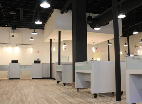 Valiant's Rev Clinics Dispensary Project in Central Square Passes Final Inspection