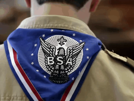 Valiant Helps Florida Eagle Scout Complete His Rank