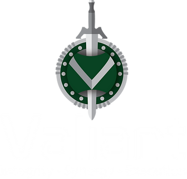 Valiant Final WHITE with Tagline.png