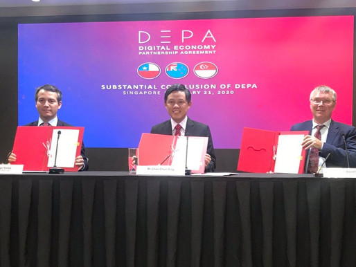 Nueva Zelandia lidera acuerdo DEPA y apuesta fuerte por la economía digital