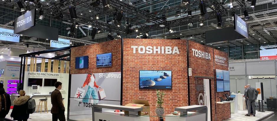 Thosiba EuroShop 2020/ Düsseldorf