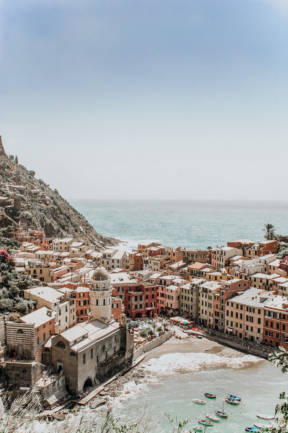 Italy travels, Cinque Terre Guide