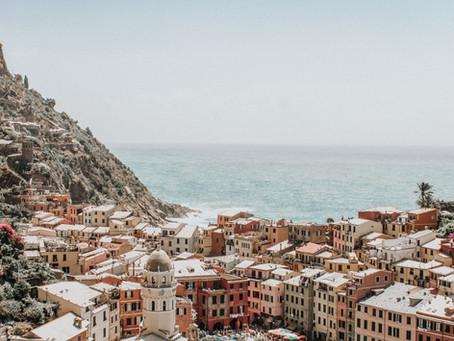 The Pastel Coastline: Cinque Terre
