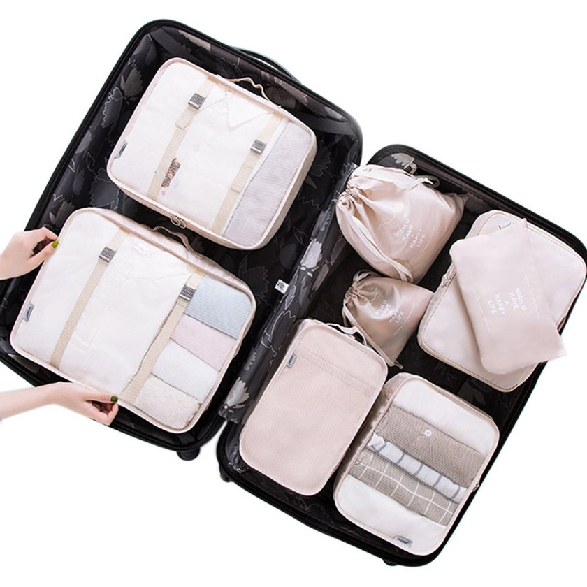 Travel organizational bags