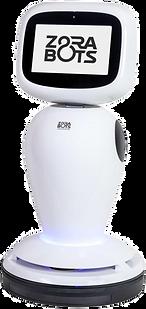 James Service Bot on Zora Bots for Retai
