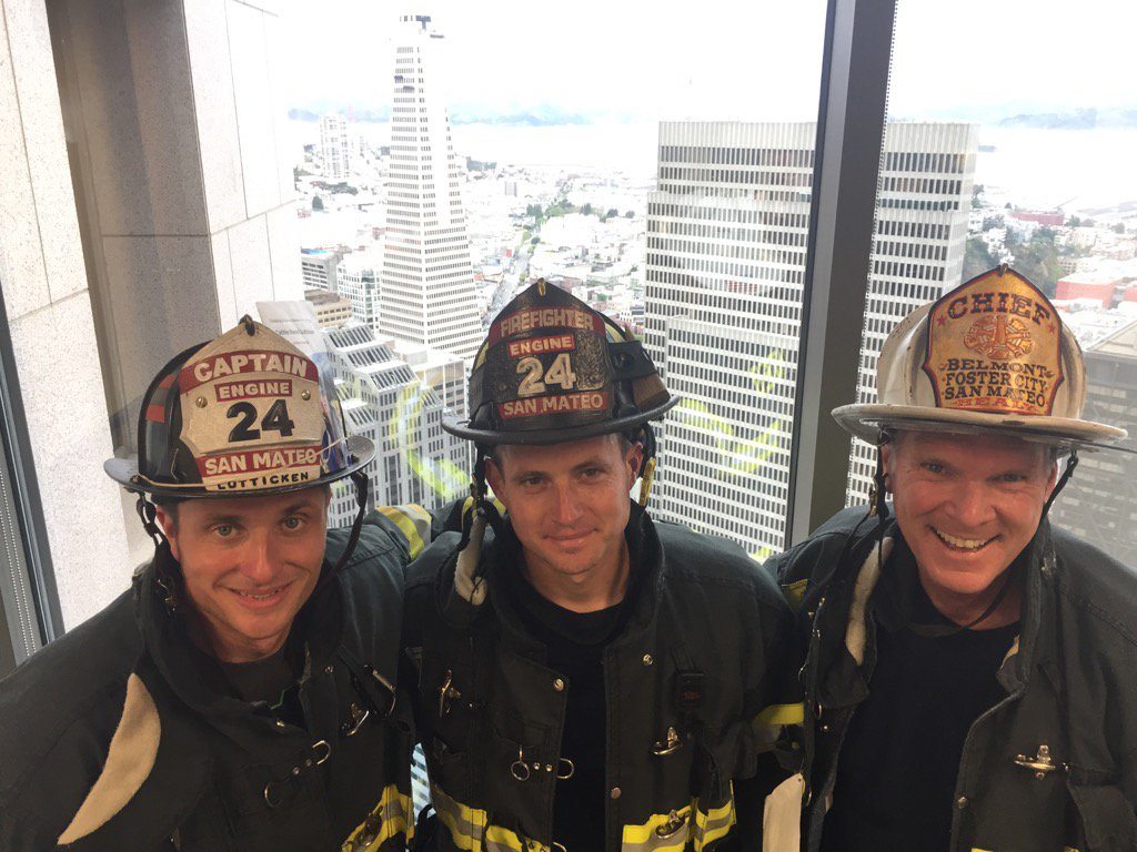 2017 Stair Climb San Francisco