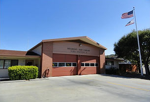 Belmont Fire Station 15