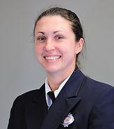 Portrait of Inspector Melinda Martin
