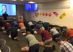 Family and Friends CPR Event