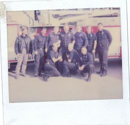 Foster City Engine Crew