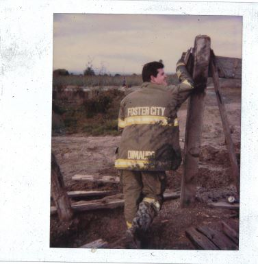 Foster City Firefighter