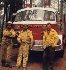 Foster City Firefighters