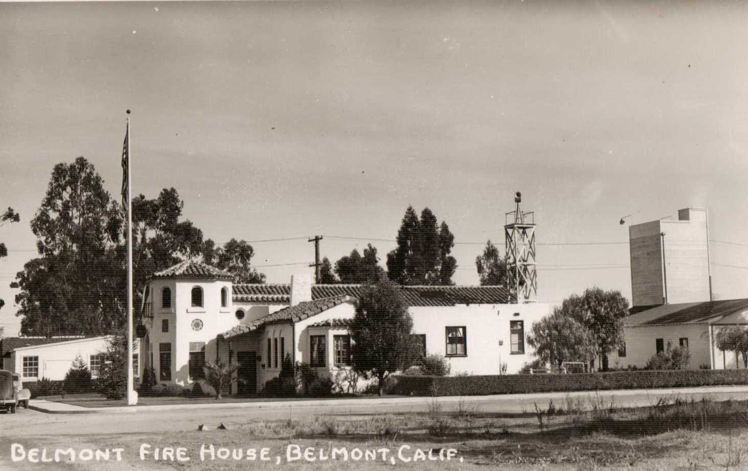 Belmont Central Station circa 1935