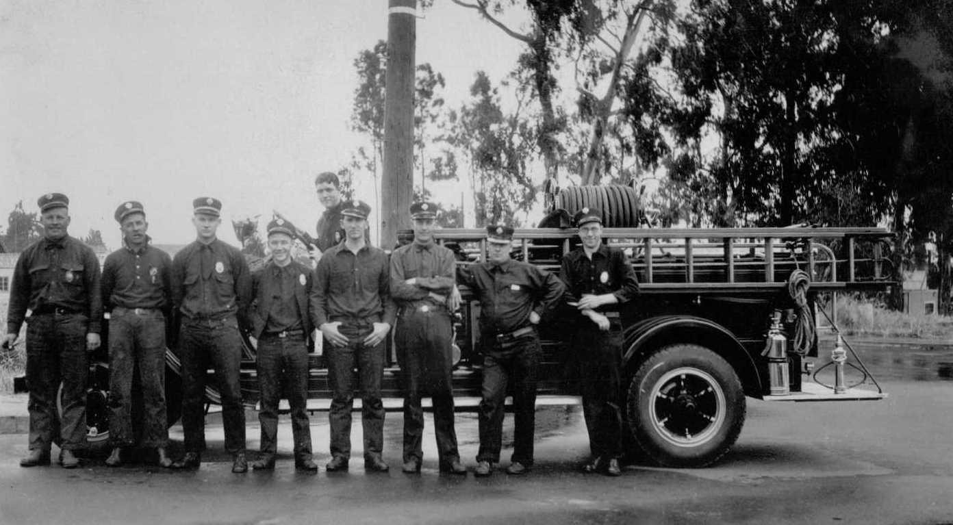 Belmont Engine Crew