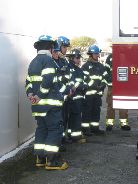 Cadet Training Engine Familiarization