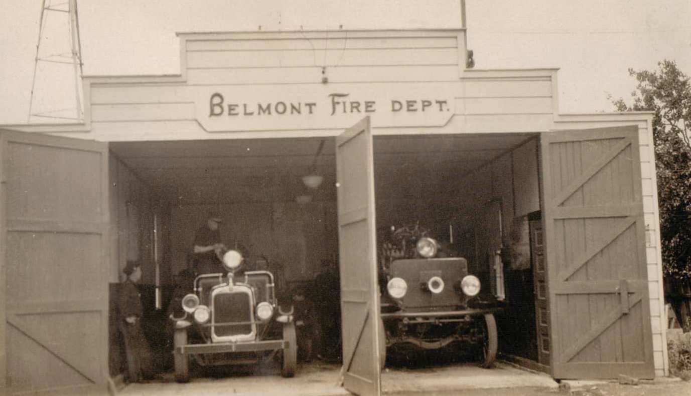 Belmont Central Station circa 1930