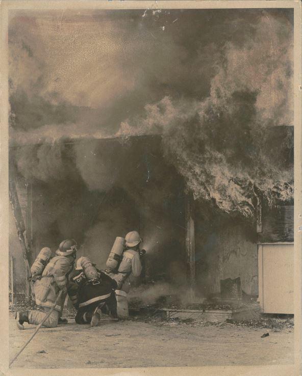 Foster City Fire