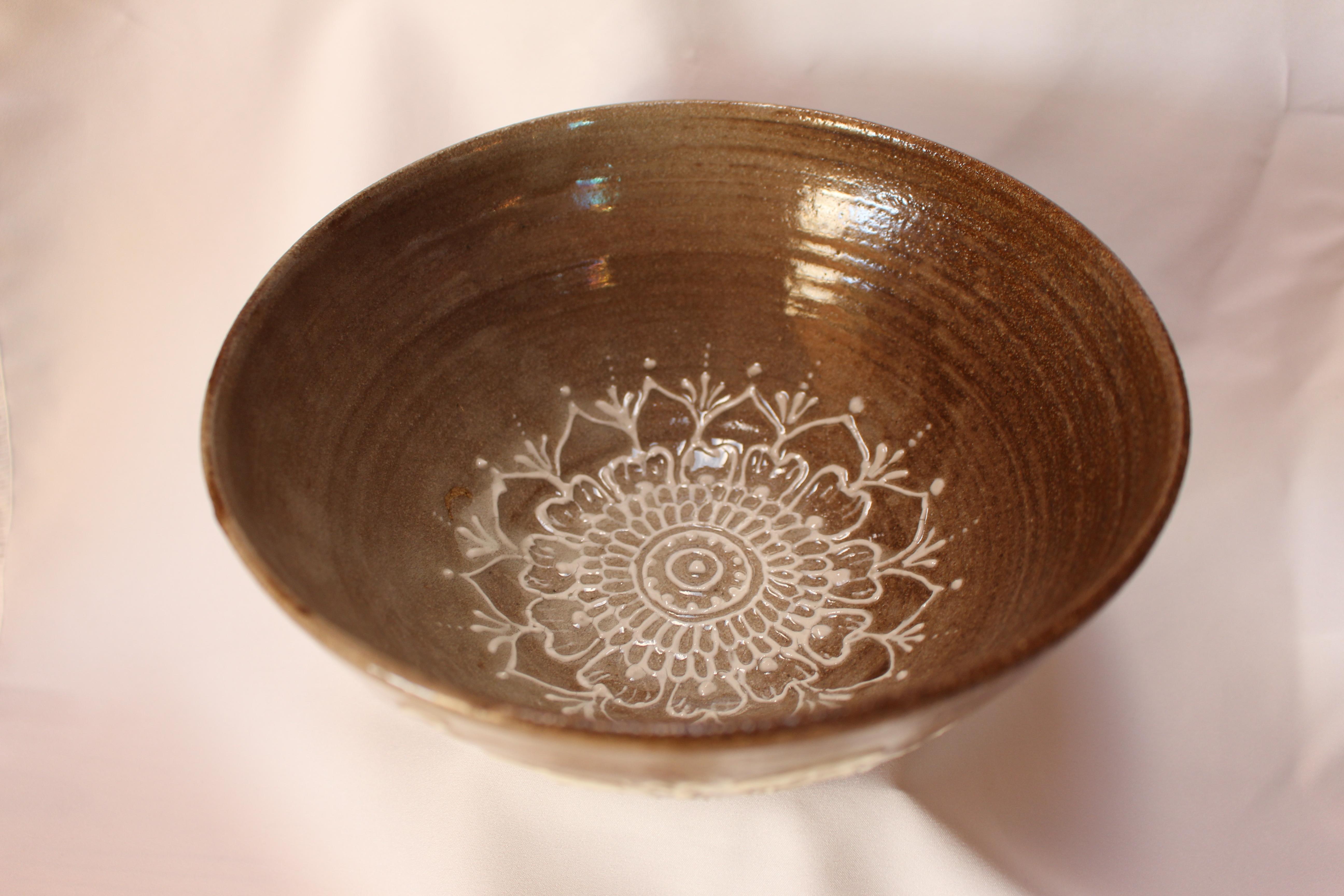 Henna Design Bowl