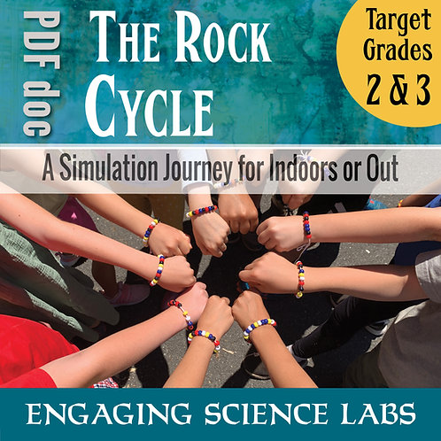 Rock Cycle: Simulation Walk Through Indoors or Outdoors