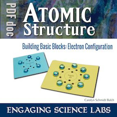 Atomic Structure: Building Atoms—A Teaching Game