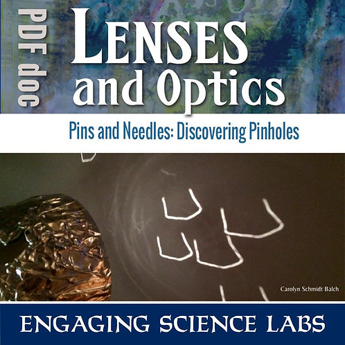 Light and Optics: Pinholes and Pinhole Viewers
