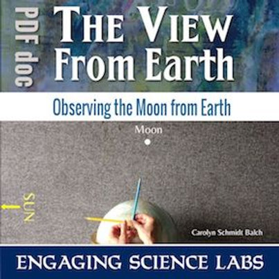 Moon Phases: Observe the Daytime Moon to Understand How They Occur