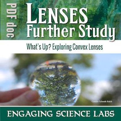 Lenses and Optics: Optics: Investigating Convex Lenses