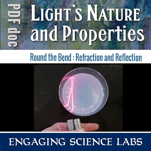 Light and Optics: Properties of Light, Reflection and Refraction