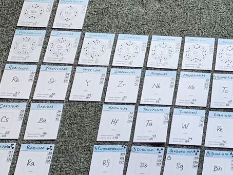 Periodic Table DIY