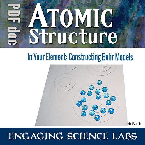 Periodic Table of Elements Activity: Construct a Simple One—A Visual Exercise