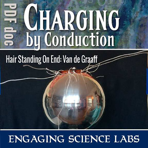 Static Electricity Experiments with a Van de Graaf Generator