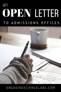 Admissions Office, Comparing curriculum
