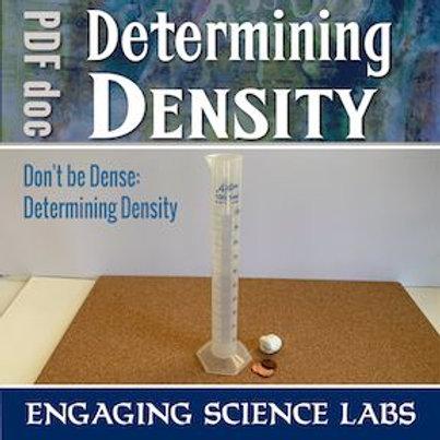 Density Lab: Archimedes Bath DIY Calculate Density Experimentally