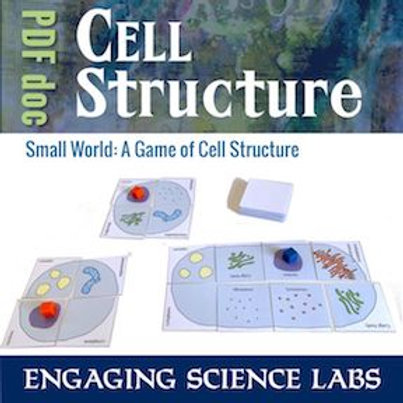 Cell Structure and Cell Organelles: A Learning Game