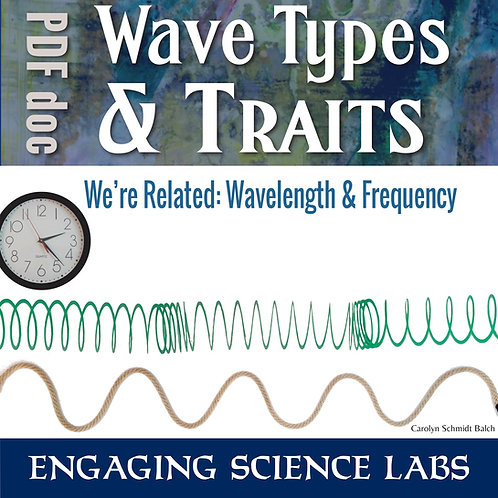 Sound Waves: Traits Frequency and Wavelength