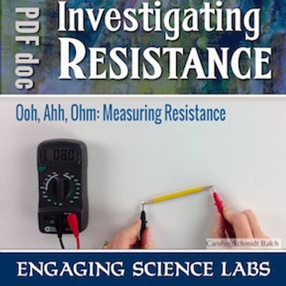 Measuring Resistance Using a Multimeter in Series and Parallel Circuits