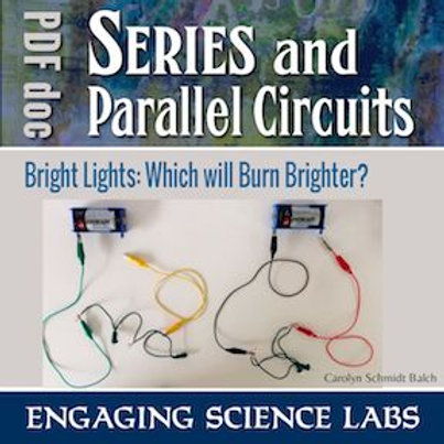 Electric Circuits Activity—Series vs Parallel Circuits