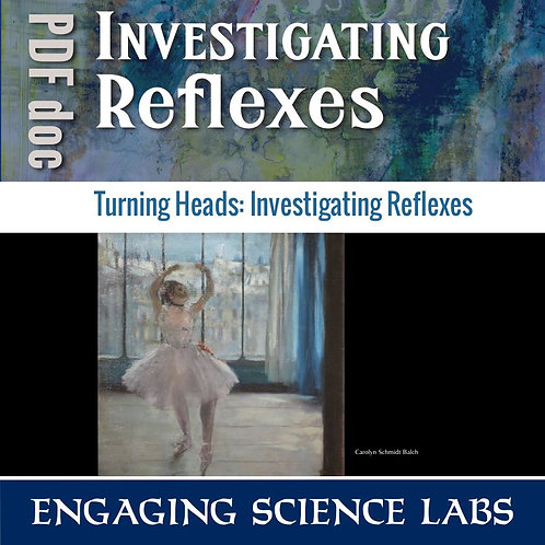 Stimulus and Response Lab: Nerves and a Study of Reflexes