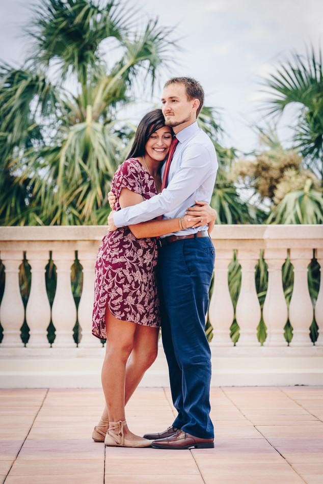 Brad + Vanessa Engagement-12