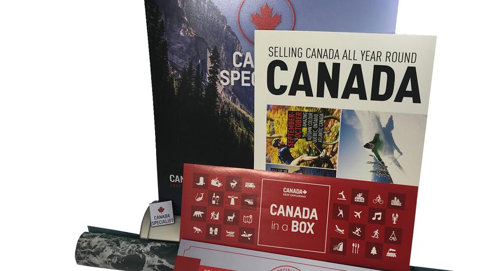 Destination Canada - In a box