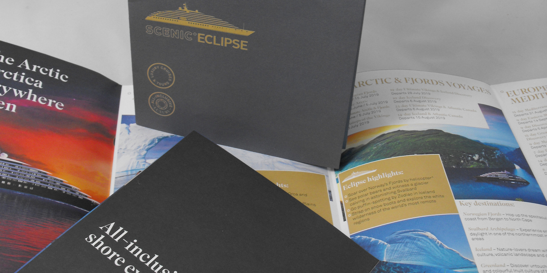 Scenic - Eclipse folio