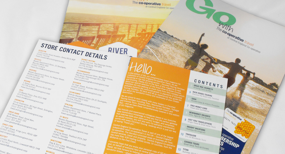 CECT -  Go Mag 1st issue