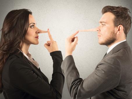 O fardo do RH: Mentiras no Currículo