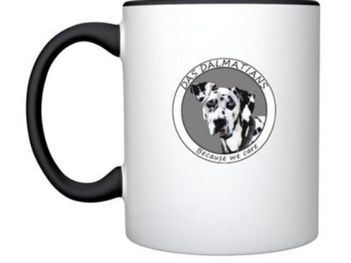 DAS Dalmatians mug